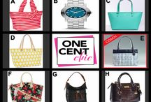 Thursday is All Ways Chic June 5, 2014 / Chic designer handbags @OneCentChic - Auction at 10  PM ET immediately following Bid Auction Best Items from any Penny Auction Site on the Web