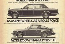 Posters /  retro ADs