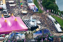 FESTIVALS  / Festivals we attended and hope to attend