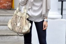 Winter inspirations / Style warm