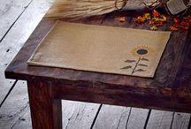 Sunflower Items from OliviasHeartland.com / Sunflower Items from OliviasHeartland.com