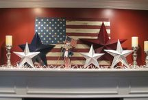 Americana/Patriotic/4th of July / by LaurieAnn Richard