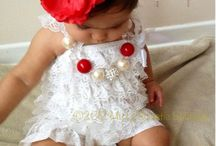 Baby stuff / Baby girl stuff