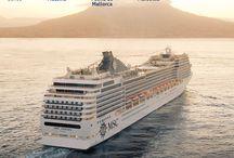 Sea Cruises (WIN) / Cruising around the oceans.