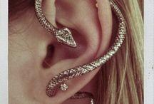 Not just earrings  / by Lola Wojo