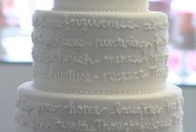 CAKES / by Cherie Rothrock Winje