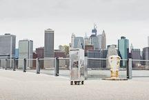 bordbar rivet rocker in New York / Our bordbar rivet rocker joined the streets from New York