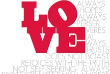 ❤♫❤♫❤ L-O-V-E... LOVE!!! LOVE!!! LOVE!!!  ❤♫❤♫❤  /  ❤♫❤♫❤ L-O-V-E... LOVE!!! LOVE!!! LOVE!!!  feel it, think it, express it   ❤♫❤♫❤  / by Linda Shriver-Buckner