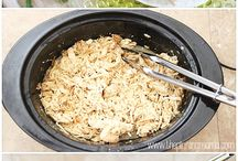 Crockpot Cooking / Recipes and Tips for Using a Crockpot / by Elizabeth Meade