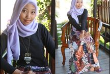 hijab / #me #hijab #fashion