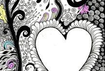 Tangles I love
