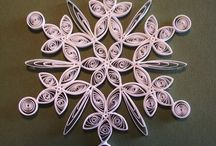 Quilled Christmad