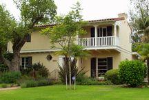 Monterey Style Homes