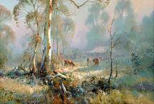Australian Landscape Paintings