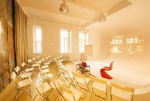 Место для лекций и семинаров / Лекции и семинары, мастер-классы  и воркшопы можно проводить в Fotofaktura! от 1000 руб/час!