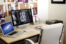 """""""Office"""" Space / by Anna Stanphill"""