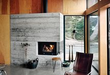 Interiors fireplaces