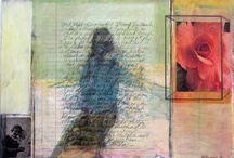 Mixed Media/Collage/Book Art / by Petey Dietz