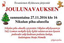 JOULUNAIKAA NIKULAKODISSA 2016