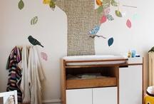 Toddler boy bedroom / by Tara Satim