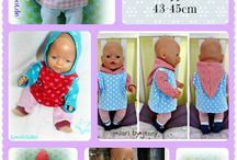 doll cloth