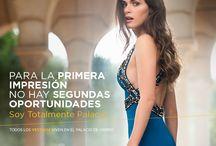 Elisa Vestidos / Para la primera impresión no hay segundas oportunidades.   Todos los vestidos viven en El Palacio de Hierro. #SoyAsí #SoyTotalmentePalacio