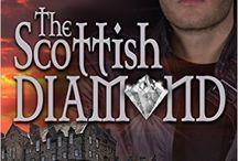 The Scottish Diamond / A romantic suspense #scottishromance #mystery