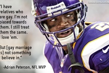 Sports and Athletes / by NOM - National Organization for Marriage