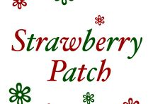 ~♡~strawberry patch~♡~ / Welcome to my board.Pin whatever inspires you.....no pin limits!!!!!