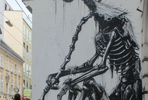 Street art  / by Andy Mitchell