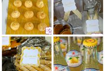 Italian Inspired Bridal Shower