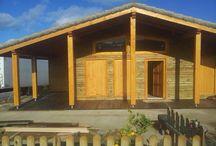 montajes - clientes casas de madera