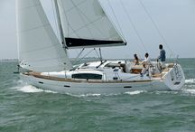 Alquiler velero Ibiza oceanis 40