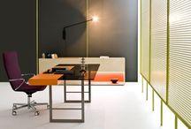 Modern Office Furniture / Modern office decor inspirations