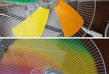 Fan / Rainbow
