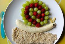 creative kids snacks