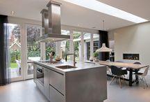 Uitbouw keuken