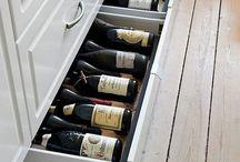 guardar botellas de vino