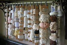 Creative Sewing Spaces & Storage