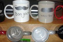Tazas y Mugs / Pídeme que te decore una taza y yo haré un intento
