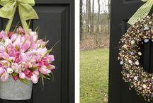 Wreaths / by Mandy Wilson Gehman