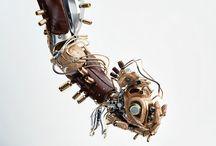 機械Art