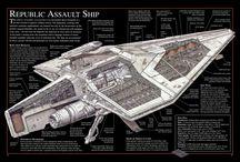 star wars ships details