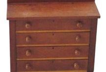 Antique Salesman Samples