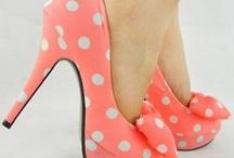 Shoes  / by Sally Callahan Carson