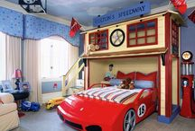 Kids Room / by Vickie Mann