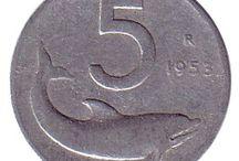 Anni 50/60......monete e banconote
