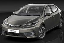 I love Corolla // Toyota / Desde pequena sou encantada por esse carro. O Toyota Corolla se tornou o carro dos meus sonhos e o de muitos Brasileiros que buscam um carro bonito, potente e super confortável. Apaixone-se também