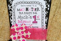 Party - Invitations & Misc