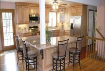 Raised Ranch Kitchen Remodeling